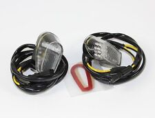 Blanco Indicador LED ocultar intermitente BMW S 1000 R Claro Carenado SIGNALS