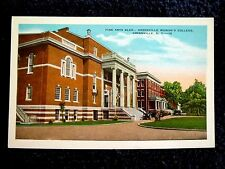 1920's The Greenville Woman's College in Greenville, SC South Carolina PC