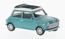 Schuco Mini Cooper  hellblau 1:64