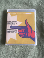 Free*Postage New Support Your Local Sheriff / Gunfighter Blu Ray James Garner