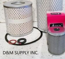 Tractor Loader Service Maintenance Filter Kit to fit Ford 750 755 755A/B Diesel