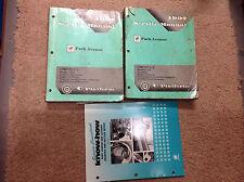 1997 BUICK PARK AVENUE Service Shop Repair Manual SET FACTORY OEM 97 GM OEM