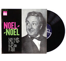 "NOEL-NOEL & CLAUDE ROLLAND Le rasoir du coiffeur french odeon OS1258 10"" LP"