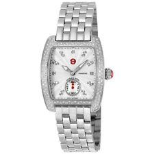 Michele Urban Mini Diamond Dial Steel MWW02A000508 29mm Ladies Watch