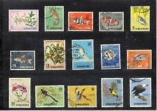 Cats Singapore Stamps (1824-1963)