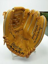 """Mark McGwire Leather Rawlings Glove Rbg36Jr Small Child's 9.5"""" New with Tags"""