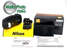 Nikon MB-D16 Battery Pack/Power Grip #1514
