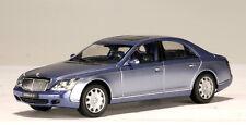 Maybach 57 SWB - Coted Azur Blue 2003 1:43 Model 56151 AUTOART