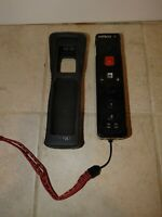 Nintendo Wii Remote Controller Nyko Wand Wiimote - BLACK - Tested