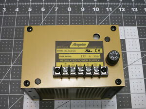 Acopian B15G100 Regulated Linear AC-DC Power Supply 15V DC 1A - NEW OPEN BOX
