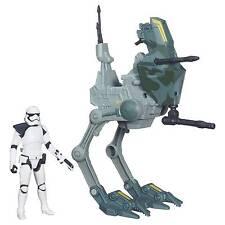 Star Wars Episode 7 First Order ATRT Assault Walker Stormtrooper MISB at RT