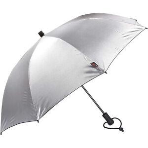 EuroSCHIRM Swing Liteflex Umbrella Silver (UV Protective) Trekking Lightweight