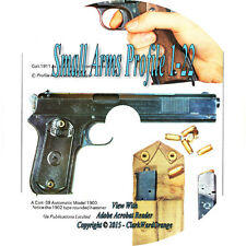 Profile Publications Small Arms 22 Vol Books Cd Gunsmithing Firearms Military