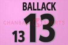 Ballack #13 EURO 2000 Germany Homekit Nameset Printing