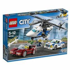 Jeux de construction Lego hélicoptères policiers