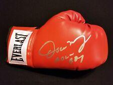 Boxings Golden Boy Oscar De La Hoya Signed Boxing Glove COA 3