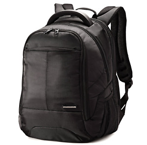 Samsonite Classic PFT Backpack Checkpoint Friendly, Black, One Size