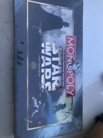 Monopoly Star Wars Classic Trilogy Edition Sealed / New Board Game