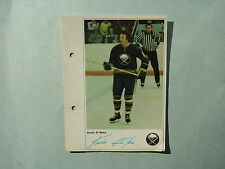 1971/72 TORONTO SUN NHL ACTION HOCKEY PHOTO KEVIN O'SHEA SHARP!! TORONTO SUN