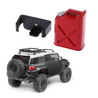 Mini Fuel Tank 1:10 for TAMIYA CC01 Axial SCX10 RC4WD D90 TF2 RC Crawler Truck