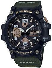 Casio G-Shock Mudmaster Atomic Radio Solar Men's Watch GWG-100-1A3