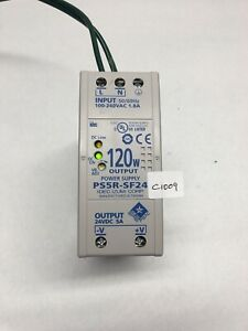 IDEC PS5R-SF25, 5 Amp Power Supply