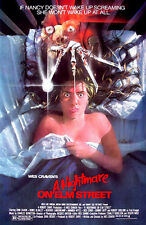 "A NIGHTMARE ON ELM STREET - MOVIE POSTER (REGULAR STYLE) (SIZE: 27"" X 40"")"