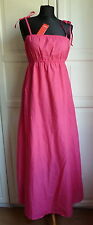 Neu Esprit Maxi Kleid Gr. 36 S Kleid Dress Tunika rosa