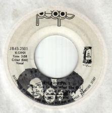 "Funk Soul 70's Funk 70's 7""-James Brown-Hot Pants Parts 1,2 & 3-USPeople whitedj"