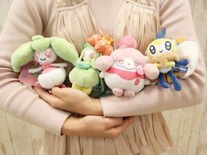 AMAIKAORI Sweet Scent Plush Doll 4Types Pokemon Center Original 2021 Japan
