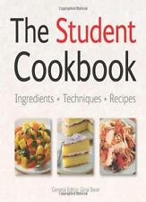 The Student Cookbook: Quick & Easy, Proven Recipes,Gina Steer