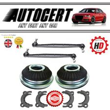 VAUXHALL ASTRA H 04-09 FRONT STRUT TOP MOUNTINGS, BEARINGS, CLIPS & LINK BARS X2