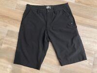 Fox Racing Men's Essex Tech Stretch Short, Size 30, Color Black