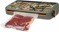 FoodSaver GameSaver GM2150-033 Food Preservation System, Gray/Forest Print