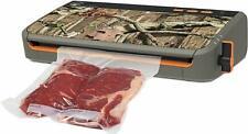 FoodSaver GameSaver GM2150-033 Food Preservation System, Gray/Forest Print