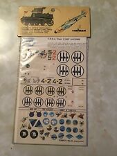 Yeoman #49 Italy Fiat BR.20 Cant Z 1005 / 1007 Decals 1:72 Aircraft