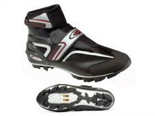 NEW Chain Artica Technical Cycling Shoes in Silver/Black Size US Mens 8.5