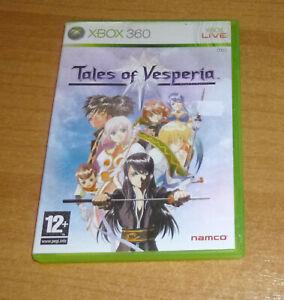 Jeu de role RPG XBOX 360 - Tales of vesperia