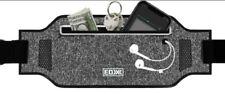 EDX SLIM RUNNING WAIST PACK-BLACK