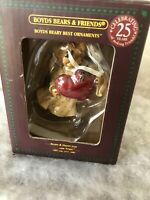 Boyds Bears And Friends Best Ornament- Angelica