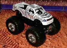 LITTLE TIGER CUSTOM BUILT HOT WHEELS MONSTER JAM TRUCK 1/64