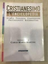 CRISTIANESIMO L'ENCICLOPEDIA STORIA TEOLOGIA CONFESSIONI PROTAGONISTI RIFORMATOR