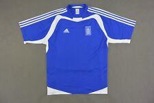 2004-2006 adidas Greece Home Football Shirt Winners Euro 2004 SIZE XL (adults)