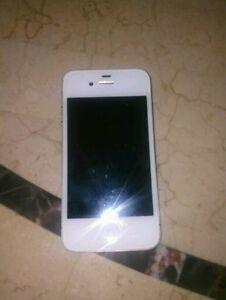 Apple iPhone 4s - 8GB - White (Sprint) Smartphone