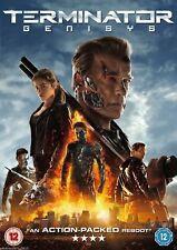 TERMINATOR 5 :GENISYS (2015) Geneses Movie Film Brand New Sealed UK Region 2 DVD