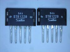 "STR1229 ""Original"" Sanken Voltage Regulator 2  pcs"