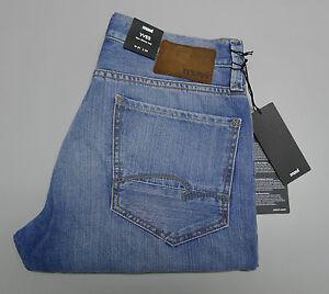 NEW MAVI Co. YVES W-31 L-34 Slim Skinny Leg Light Blue Berlin Denim Men's Jeans