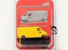 Herpa 012.577 - Minikit Mercedes-benz SPRINTER Deutsche Post modello in