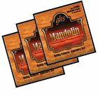 3x GHS Bobby Osborne Phosphor Bronze Mandolin Strings 11 - 38 A260 for sale
