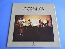 LP ITALIAN PROG STORMY SIX - GUARDA GIU' DALLA PIANURA  -  ORIGINALE